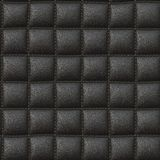 Seamless Leather Background Royalty Free Stock Photography