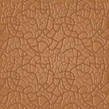Seamless leather pattern Stock Images