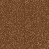 Seamless leather pattern Royalty Free Stock Images
