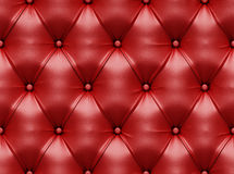 Seamless leather texture. The seamless red leather texture stock photography