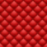 Seamless leather upholstery Royalty Free Stock Photo