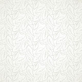 Seamless leaves wallpaper Royalty Free Stock Image