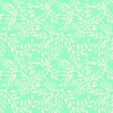 Seamless liana pattern Stock Photos