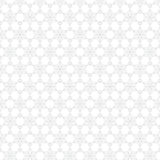 Seamless light gray floral pattern. Royalty Free Stock Image