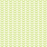 Seamless light pattern with green tea leaves Royalty Free Stock Photo
