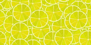 Free Seamless Lime Or Lemon Vector Pattern. Minimalistic Food Background. Vitamins Repeatable Texture. Royalty Free Stock Photos - 131691138