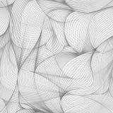 Seamless Line Pattern Stock Photography