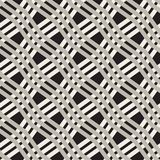 Seamless line pattern tile background geometric Stock Photo