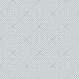 Seamless linear wavy texture Stock Photo