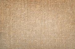 Seamless linen canvas Stock Photography