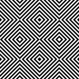 Seamless Lines Background. Vector Abstract Seamless Lines Background Stock Image