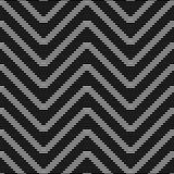 Seamless Lines Background. Vector Seamless Monochrome Lines Background Stock Photos