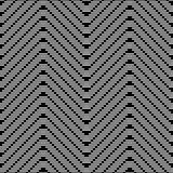 Seamless Lines Background. Vector Seamless Monochrome Lines Background Royalty Free Stock Images