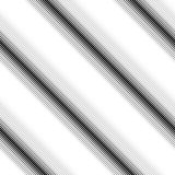 Seamless Lines Background. Vector Monochrome Seamless Lines Background Stock Photography
