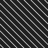 Seamless lines pattern Royalty Free Stock Photography