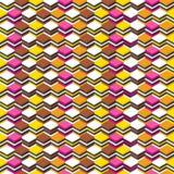 Seamless Liquorice Allsorts 3d Cube pattern. Background wallpaper Stock Photo