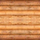 Seamless Log Cabin Texture Stock Photos