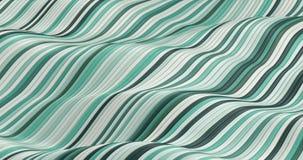 Seamless loop of fluid flowing stripes.