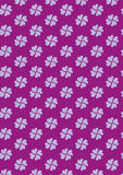 Seamless love pattern background with hearts. Vector repeating texture Stock Image