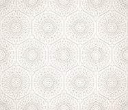 Seamless luxurious floral background Royalty Free Stock Image