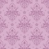 Seamless luxurious wallpaper Royalty Free Stock Photo