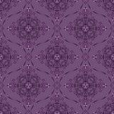 Seamless luxury floral pattern stock illustration