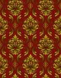 Seamless luxury pattern  background Stock Images