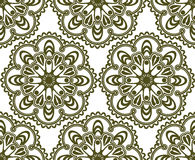 Seamless luxury pattern Royalty Free Stock Photos