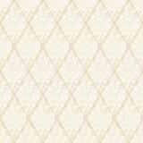 Seamless luxury vector vintage pattern stock illustration