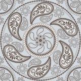 Seamless mandala pattern. This graphic is abstract mandala pattern Royalty Free Stock Photo