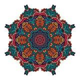 Seamless mandala pattern Stock Photos