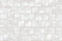 Seamless marble tiles. Background - mosaic tiles Stock Photos