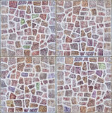 Seamless Marble Tile. Seamless photo of marble tile or tiles for floor decoration Royalty Free Stock Image