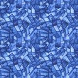 Seamless Marker strokes Stock Image