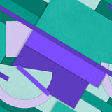Seamless material design background Stock Image