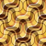 Seamless material pattern Stock Images