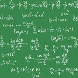 seamless math royaltyfri illustrationer