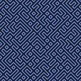 Seamless Maze Stock Photography