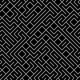 Seamless maze background Royalty Free Stock Photo