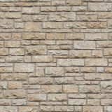 Seamless Medieval Brick Background Royalty Free Stock Photography