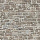Seamless Medieval Brick Background Stock Photo