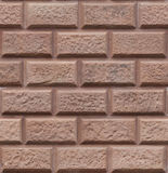 Seamless Medieval brick wall Stock Photos