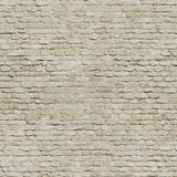 Seamless Medieval brick wall Royalty Free Stock Photo