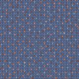 Seamless melange pattern on the wool knitted Royalty Free Stock Images