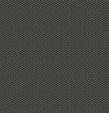 Seamless mesh on black background. Royalty Free Stock Photo