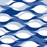 Seamless mesh pattern Royalty Free Stock Image