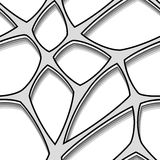 Seamless mesh pattern Stock Image