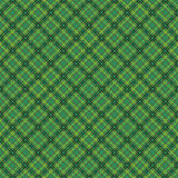 Seamless mesh pattern over green Royalty Free Stock Images