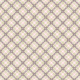 Seamless mesh pattern over white Stock Image