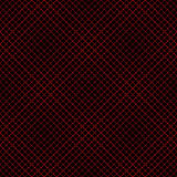 Seamless mesh pattern in red and black Royalty Free Stock Image